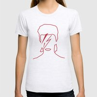 Stardust Womens Fitted Tee Ash Grey SMALL