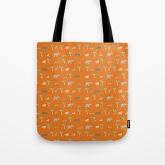 Pattern Of The Darjeelin… Tote Bag
