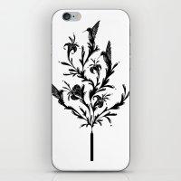 Fluid Bloom iPhone & iPod Skin