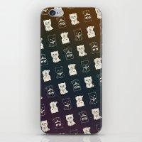 FORTUNE PATTERN iPhone & iPod Skin
