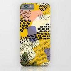 Piña Colada Slim Case iPhone 6s