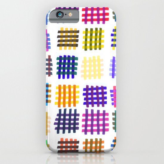 Marker Hash iPhone & iPod Case