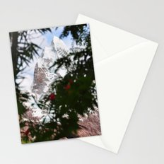 Mountain // Trees Stationery Cards