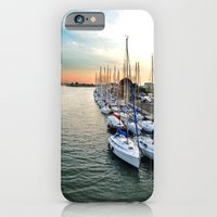 iPhone & iPod Case featuring The Parking by Roboz