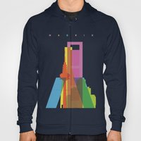 Shapes Of Madrid. Accura… Hoody