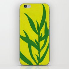 Leaf Shadow iPhone & iPod Skin