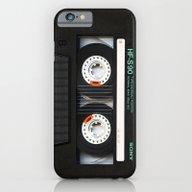 Classic Retro Sony Casse… iPhone 6 Slim Case