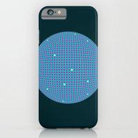 Sphere Blue iPhone 6 Slim Case