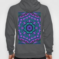Decorative Floral Patter… Hoody