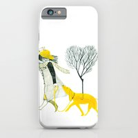 LOVE AND DOGS iPhone 6 Slim Case