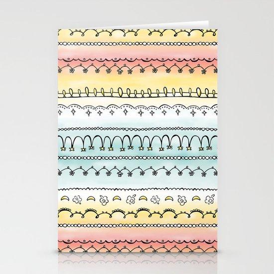 Frills & Fancies Stationery Card
