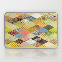 RHOMB SOUP / PATTERN SER… Laptop & iPad Skin