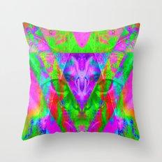 Venus-Lady Jasmine  Throw Pillow
