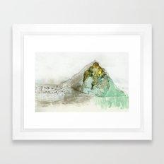 Crystallized  Framed Art Print