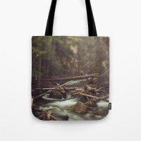 Cold Spring Creek Tote Bag