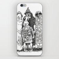 Trick R' Treat iPhone & iPod Skin