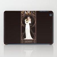 Jenny Nouveau - The Rocketeer iPad Case