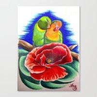 SOULMATES Canvas Print