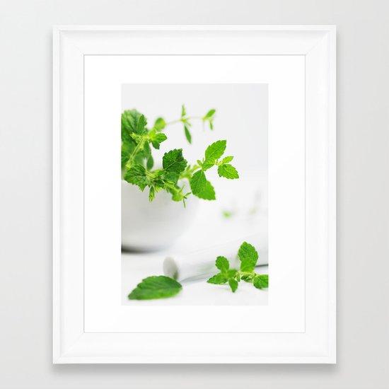 Mellisa Framed Art Print