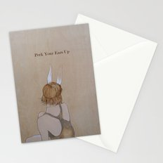 Perk Your Ears Up Stationery Cards