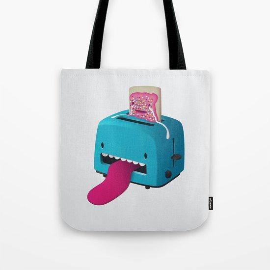 Pop Tart Tote Bag
