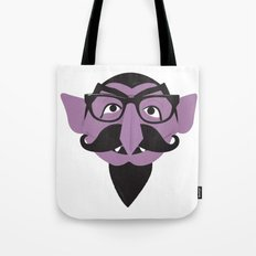 Hipster Count Tote Bag