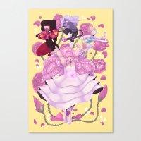 SU :: Gems Canvas Print