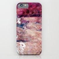 Pink Landscape iPhone 6 Slim Case