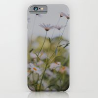 iPhone & iPod Case featuring Abstract Flowers by Hello Twiggs