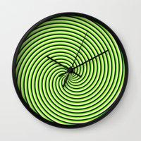 Trip spin Wall Clock