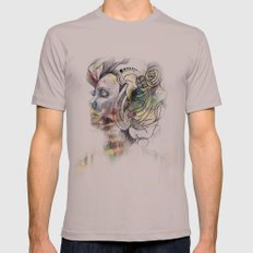 Hope Mens Fitted Tee Cinder SMALL