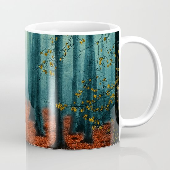Landscape (colour option) Mug