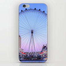 The London Eye, London iPhone & iPod Skin