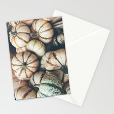 Autumn Pumpkins Stationery Cards