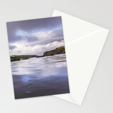 High Tide at Porth Beach Stationery Cards