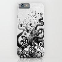 Dark Octoworm iPhone 6 Slim Case