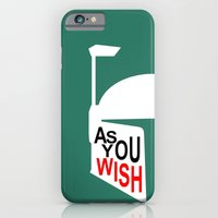 As You Wish iPhone 6 Slim Case