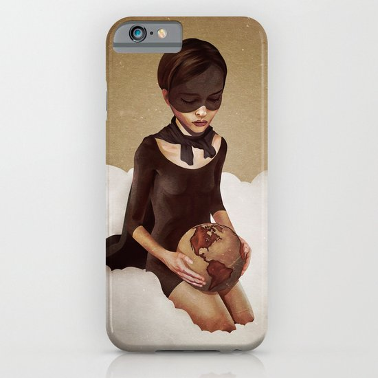 With Great Power iPhone & iPod Case
