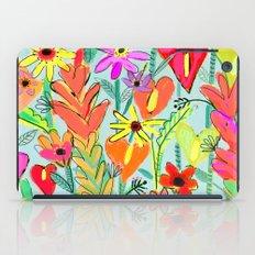 Wild Garden iPad Case