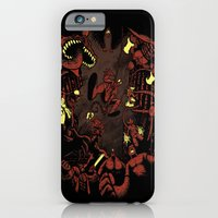 iPhone & iPod Case featuring Sinister Situation by Fuacka