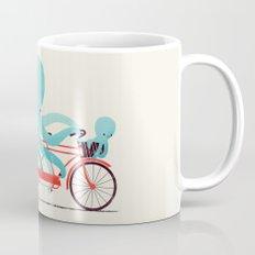 My Red Bike Mug