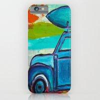 Let's Go Surfing iPhone 6 Slim Case