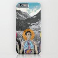 MOUNTAIN ANATOMY iPhone 6 Slim Case