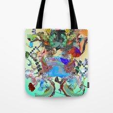 Endless Rhythms Tote Bag