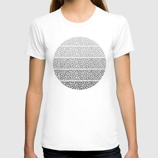 Riverside Pebbles T-shirt