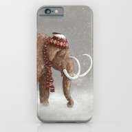 iPhone & iPod Case featuring The Ice Age Sucked by Terry Fan