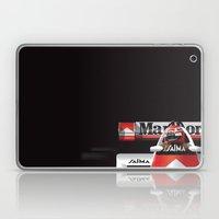 Niki Lauda, McLaren MP4/… Laptop & iPad Skin