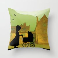 Childhood Dreams, The Pr… Throw Pillow