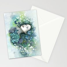 Blues Stationery Cards
