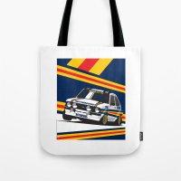 Ford Escort RS2000 Tote Bag